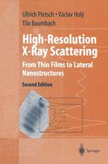 High-Resolution X-Ray Scattering