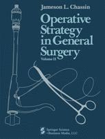Operative Strategy in General Surgery