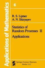 Statistics of Random Processes II