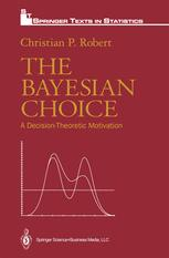The Bayesian Choice