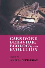 Carnivore Behavior, Ecology, and Evolution