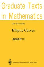 Elliptic Curves