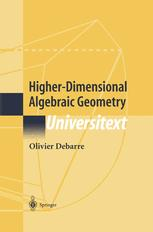 Higher-Dimensional Algebraic Geometry