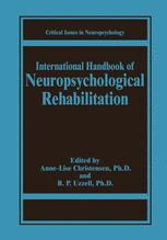 International Handbook of Neuropsychological Rehabilitation