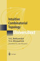 Intuitive Combinatorial Topology