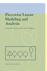 Piecewise Linear Modeling and Analysis