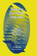 System on Chip Design Languages