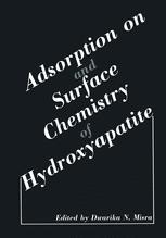 Adsorption on and Surface Chemistry of Hydroxyapatite