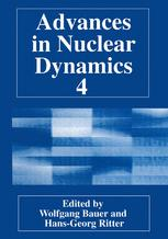 Advances in Nuclear Dynamics 4