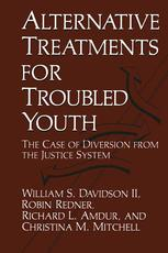 Alternative Treatments for Troubled Youth