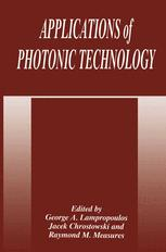 Applications of Photonic Technology