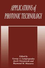 Applications of Photonic Technology