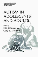 Autism in Adolescents and Adults