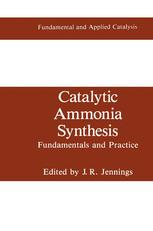 Catalytic Ammonia Synthesis