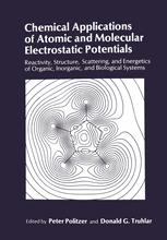 Chemical Applications of Atomic and Molecular Electrostatic Potentials