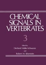 Chemical Signals in Vertebrates 3