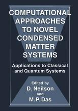 Computational Approaches to Novel Condensed Matter Systems