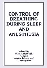 Control of Breathing During Sleep and Anesthesia