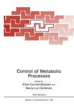 Control of Metabolic Processes