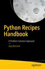 Python Recipes Handbook