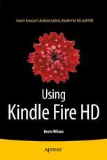 Using Kindle Fire HD