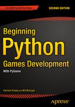Beginning Python Games Development
