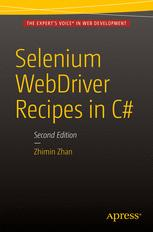 Selenium WebDriver Recipes in C#