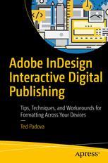 Adobe InDesign Interactive Digital Publishing