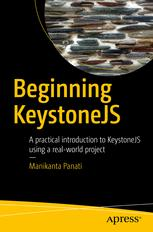 Beginning KeystoneJS