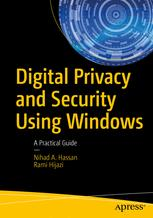 Digital Privacy and Security Using Windows