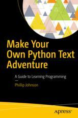 Make Your Own Python Text Adventure