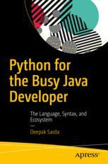 Python for the Busy Java Developer