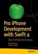 Pro iPhone Development with Swift 4