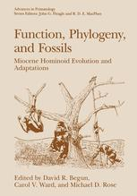 Function, Phylogeny, and Fossils