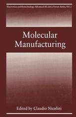 Molecular Manufacturing