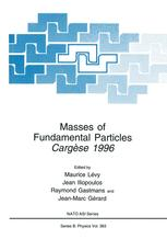 Masses of Fundamental Particles