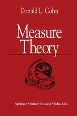 Measure Theory