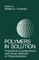 Polymers in Solution