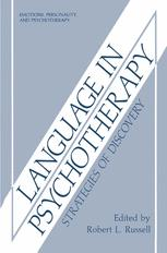 Language in Psychotherapy