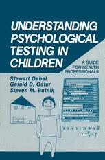 Understanding Psychological Testing in Children