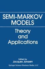 Semi-Markov Models