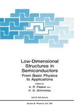 Low-Dimensional Structures in Semiconductors