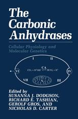 The Carbonic Anhydrases