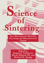 Science of Sintering