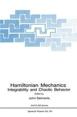 Hamiltonian Mechanics