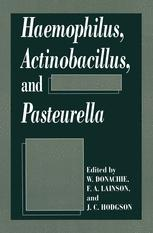 Haemophilus, Actinobacillus, and Pasteurella
