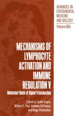 Mechanisms of Lymphocyte Activation and Immune Regulation V