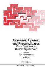 Esterases, Lipases, and Phospholipases