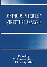 Methods in Protein Structure Analysis