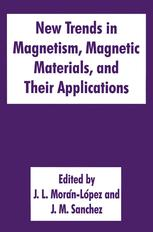 New Trends in Magnetism, Magnetic Materials, and Their Applications